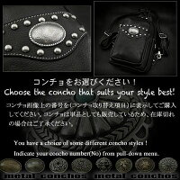 leather/backpack/Shoulder/WILD/HEARTS/Leather&Silver