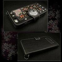 本革にこだわった手帳型ケースiPhone6plus用です