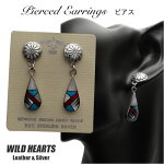 Turquoise/Sterling/Silver/Pierced/Earrings