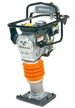三笠産業 MIKASA 建設機械 転圧機 タンピングランマー MT-84F