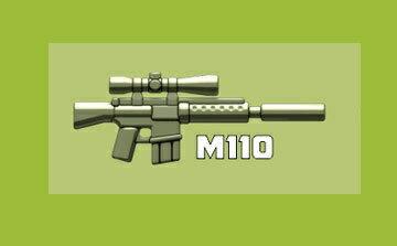 ブロック, パーツ単品  LEGO M110 SWAT WW2