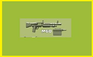 カスタムレゴ カスタムパーツ LEGO 武器 M60 ライトマシンガン オリーブ 中東 SWAT スワット ロシア WW2 世界大戦