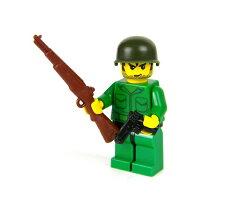 マニア必見!! 武器やアクセサリーを増やしてLEGOの世界を広げよう!カスタムレゴ LEGO 警察...