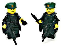 マニア必見!! 武器やアクセサリーを増やしてLEGOの世界を広げよう!カスタムレゴ LEGO イギ...