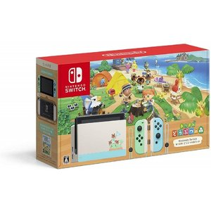 新品 NintendoSwitchあつまれどうぶつの森セット本体任天堂ニンテンドースイッチ任天堂ニンテンドースイッチ