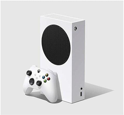 新品未開封日本正規品 マイクロソフトゲーム機XboxSeriesSRRS-00015