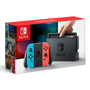 【訳あり箱痛みあり】 Nintendo Switch [ネオンブルー/ネオンレッド]※キャンペーンクーポンなし 【新品】任天堂 ニンテンドー スイッチ