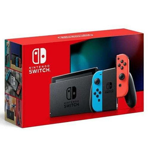 Nintendo Switch, 本体 Nintendo Switch HAD-S-KABAA 20198