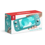 Nintendo Switch Lite [ターコイズ] 2019年9月新モデル【新品】任天堂 ニンテンドー スイッチ