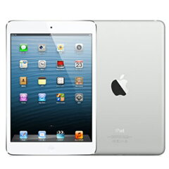iPad mini Wi-Fiモデル 16GB MD531J/A [ホワイト&シルバー]、MD531J/A、iPad mini Wi-Fiモデル ...