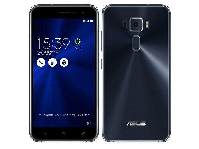 ■自然の美にインスパイアされた、洗練されたデザインASUS:ZenFone 3 SIMフリー LTE対応 32GBZE5...