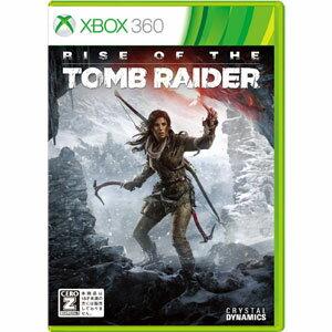 【新品】Xbox360ソフトRiseoftheTombRaider(CERO区分_Z)PD7-00023(マ