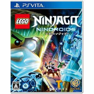 【予約販売★発売日前日発送】PS VITAソフト LEGO (R) ニンジャゴー ニンドロイド…
