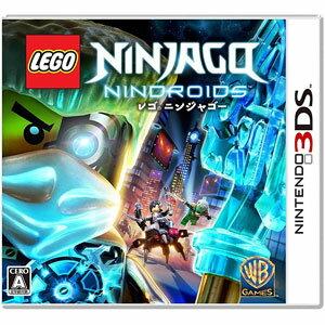 【予約販売★発売日前日発送】3DSソフト LEGO (R) ニンジャゴー ニンドロイド (任セ