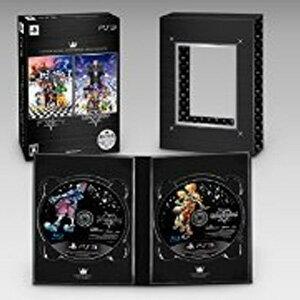 【新品】PS3ソフト キングダム ハーツ スターターパック -HD 1.5+2.5 リミックス…