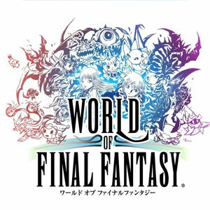 【予約販売】PS4ソフト ワールド オブ ファイナルファンタジー (ス