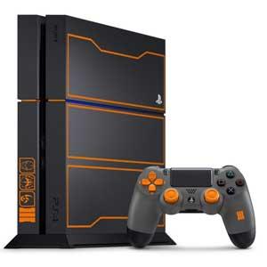【予約販売】PS4本体同梱版PlayStation4コールオブデューティブラックオプスIIIリミテッドエディション1TB