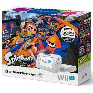 新品 発売日: 2015/11/12【新品】WiiU本体 Wii U本体同梱版 Wii U スプラトゥーン セット