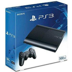 【新品】PS3本体PlayStation3チャコール・ブラック500GBCECH-4300C