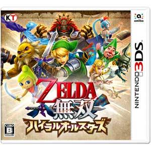 【予約販売】3DSソフト ゼルダ無双 ハイラルオールスターズ プレミアムBOX (限定版)