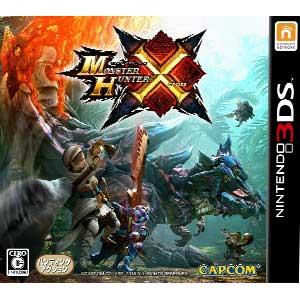 【予約販売】3DSソフトモンスターハンタークロス