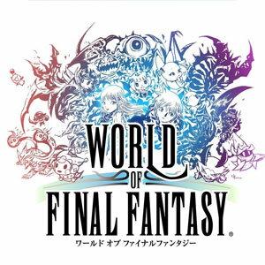 【予約販売】PS VITAソフト ワールド オブ ファイナルファンタジー (ス