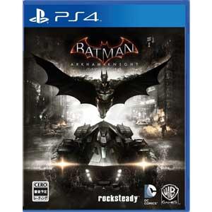 【あす楽エリア8日着★6月7日発送★新品】PS4ソフト バットマン:アーカム・ナイト (セ