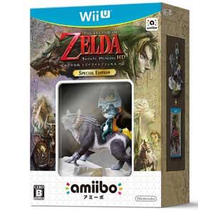 【予約販売】WiiUソフト ゼルダの伝説 トワイライトプリンセス HD SPECIAL EDI…