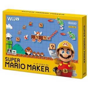 【予約販売】WiiUソフトスーパーマリオメーカー(特典ソフトカバー仕様ブックレット同梱)