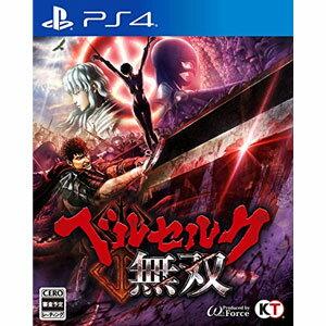 【予約販売】PS4ソフト ベルセルク無双 (k