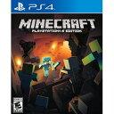 ★11月17日発送★新品】PS4ソフト Minecraft PlayStation 4 Edition (北米版:日本語版でプレイ可能 EAN711719053286) (CERO区分_Z相当)