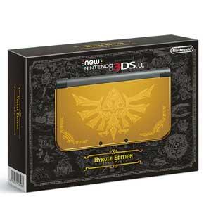 【予約販売】3DSソフト Newニンテンドー3DS LL ハイラル エディション