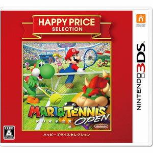 【+5月15日発送★新品】3DSソフト ハッピープライスセレクション マリオテニス オープン (任