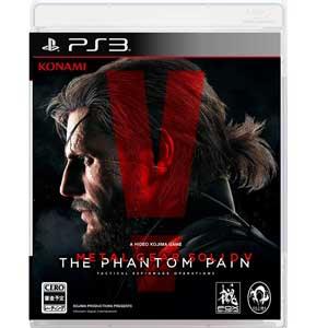 【予約販売】PS3ソフトメタルギアソリッドVファントムペイン(通常版)
