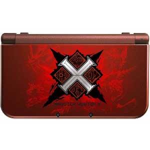 【予約販売】3DS本体同梱版モンスターハンタークロススペシャルパック