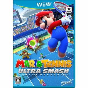 【+5月15日発送★新品】WiiUソフト マリオテニス ウルトラスマッシュ (任