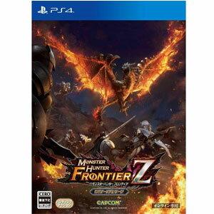 【予約販売★発売日前日発送】PS4ソフト モンスターハンター フロンティアZ ビギナーズパッケ…