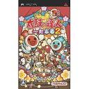 【新品】発売中!【新品】PSPソフト太鼓の達人 ぽ~たぶる2/ポータブル2和太鼓リズムアクション...