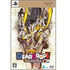PR【新品】PSPソフトDEARDROPS DISTORTION ディアドロップス ディストーション 限定版 CF00-20044 (コナ