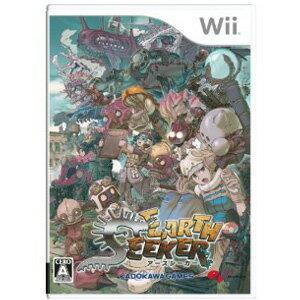 ご予約受付中!(2011年6月23日発売)【予約販売】Wiiソフト アースシーカー/RVL-P-R8EJ,アース...