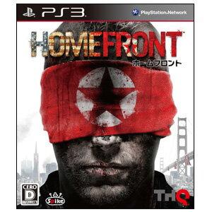 【新品】発売中!(2011年4月14日発売)【在庫あり】PS3ソフトHOMEFRONT ホームフロント/BLJS-10...