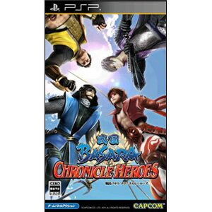 【torrent】【PSP】戦国 Basara Chronicle Heroes[zip]