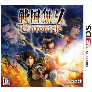 【新品】発売中!(2011年2月26日発売)【在庫あり】任天堂3DSソフト戦国無双 Chronicle ※3DS...