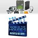 只今ご予約受付中!(2009年4月16日発売)【予約2点セット】Xbox360本体エリート+You're in the Movies:めざせ! ムービースター 通常版/Xb360/X360,Xbox360,Xb360,Xbox360ソフト,エックスボックス,Xbox360用,ソフト,Xbox360本体,エリート,You're,in,the,Movies,めざせ!,ムービースター,通常版,ムービーアクション