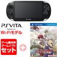 【2点セット】PlayStation Vita本体 Wi-Fiモデル+テイルズ オブ イノセンス R