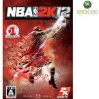 【新品】Xbox360ソフト NBA 2K12