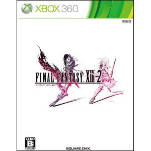 【新品】発売中!(2011年12月15日発売)【新品】XB360ソフト ファイナルファンタジーXIII-2/FI...