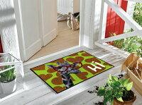 玄関マットShiraff50x75cm(屋外・屋内兼用)
