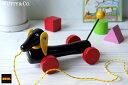木のおもちゃ BRIO プルトイ ダッチーS 知育玩具