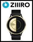 【ZIIIRO JAPAN公式】 ZIIIRO ジーロ 時計 ルナ ゴールド 金【ドイツ デザインウォッチ】Lunar Gold 腕時計 ユニセックス対応 ペア おしゃれ プレゼント
